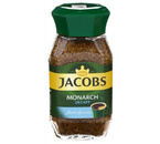 Кофе растворимый Jacobs Monarch Decaff