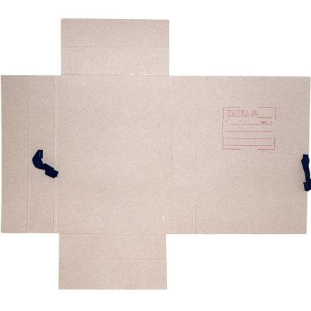 Папка для документов из картона своими руками - Veproekt.ru